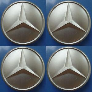 Mercedes benz wheel center caps hubcap cover 1972 1985 for Mercedes benz wheel covers