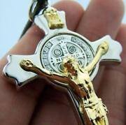 St Benedict Crucifix