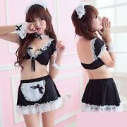 Ladies Fancy Dress Costumes French Maid