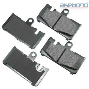 Disc-Brake-Pad-ProACT-Ultra-Premium-Ceramic-Pads-AKEBONO-fits-01-06-Lexus-LS430