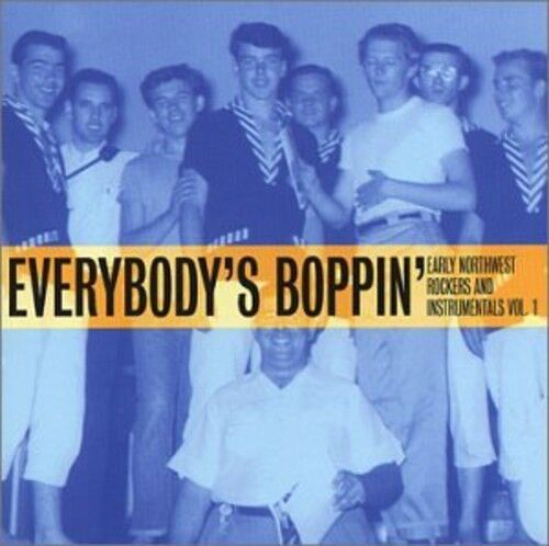 Various Artists - Everybody's Boppin / Various [New CD]