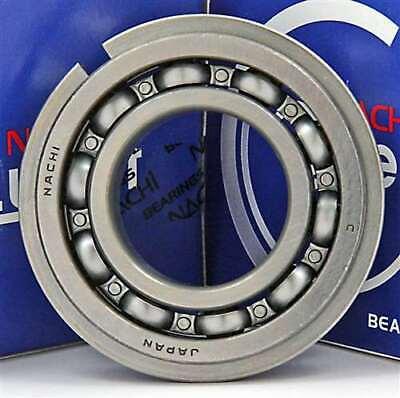 6306nr Nachi Bearing Open C3 Snap Ring Japan 30x72x19 Bearings 9951