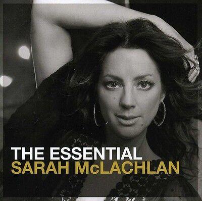 Sarah Mclachlan   Essential  New Cd