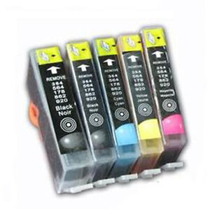10 INK Cartridges for HP 564XL Photosmart B110a B110b B210a Plus D7560 Pro B8550