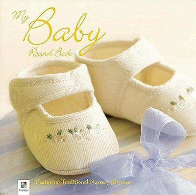 MY BABY RECORD BOOK - FIRST YEAR NEWBORN