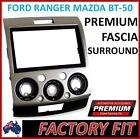 BT-50 Car Audio & Video Dashboard Installation Kits for Ranger