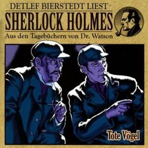 Sherlock Holmes-Tote Vögel-Detlef Bierstedt-Neu-OVP (2016)