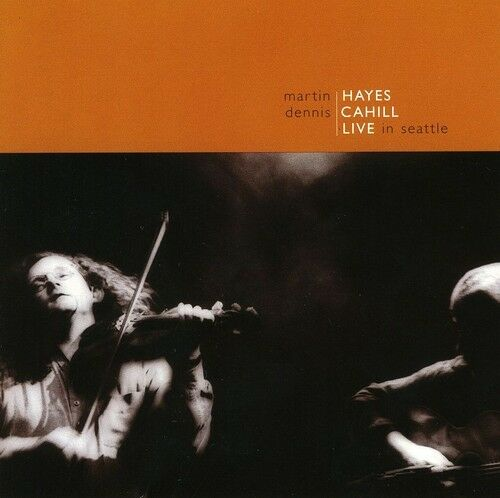 Martin Hayes - Live in Seattle [New CD]