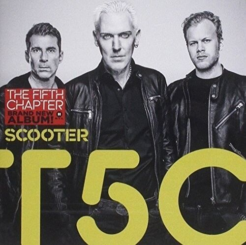 Scooter - Fifth Chapter: Deluxe [New CD] Australia - Import