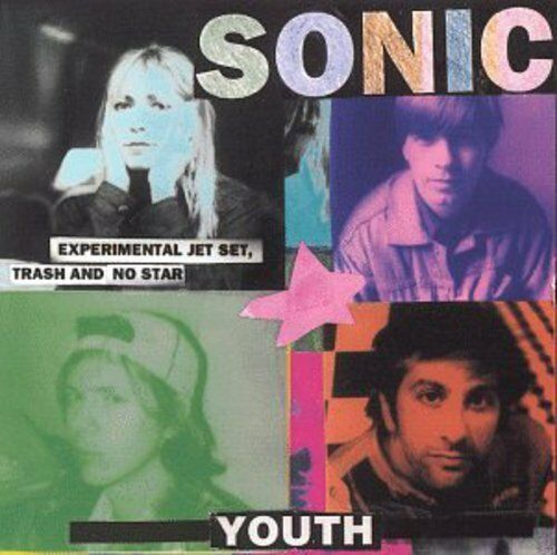 Sonic Youth - Experimental Jet Set Trash & No Star [New CD]