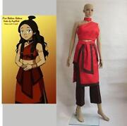 Fire Nation Costume