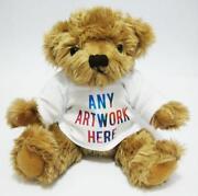 Personalised Photo Teddy Bear