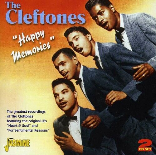 The Cleftones - Happy Memories: Greatest Recordings [New CD]