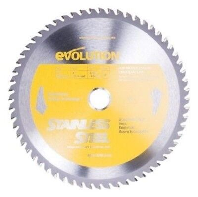 Evolution Tct 10 Stainless Steel-cutting Saw Blade 10bladessn