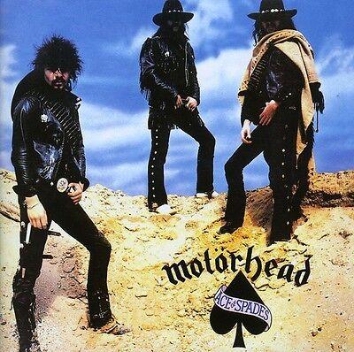 Motorhead   Ace Of Spades  New Cd  Bonus Tracks  England   Import