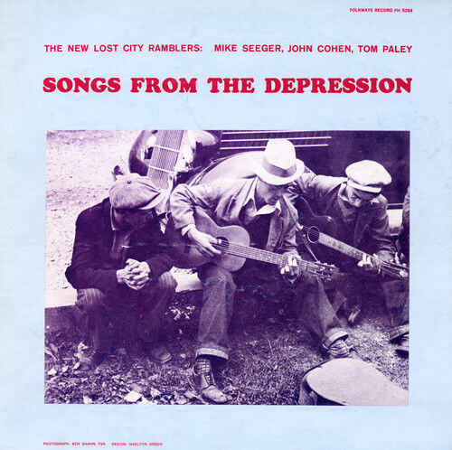 The New Lost City Ra - Songs from the Depression [New CD]