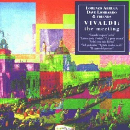 Vivaldi Meeting (1999, SPV) [CD]