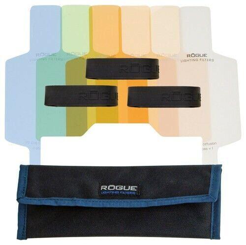 ExpoImaging Rogue Flash Gels Color Correction Kit (3 Sets of 6 Gels)   #QDR62