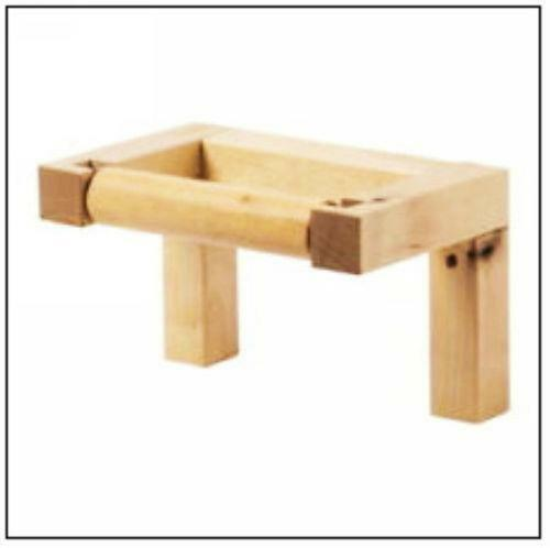 Wooden Toilet Paper Holder Ebay