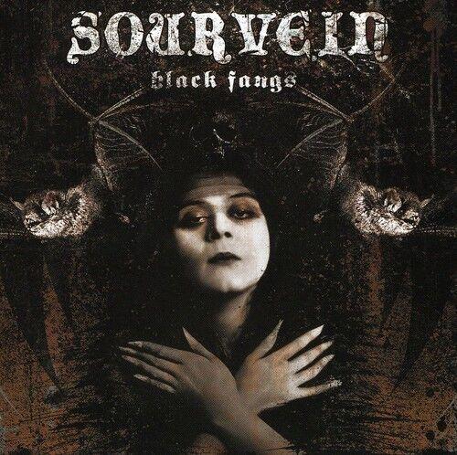 Sourvein - Black Fang [New CD]