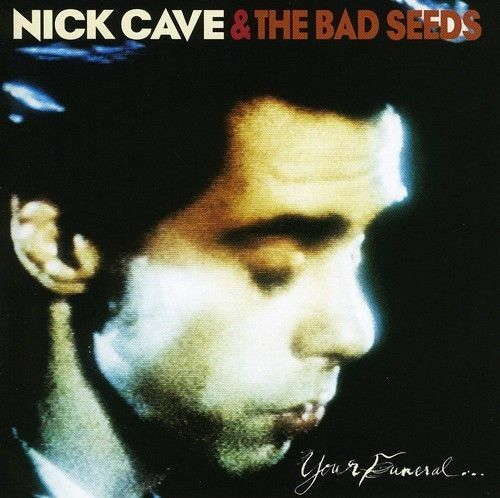 NICK CAVE & THE BAD SEEDS Your Funeral... My Trial CD BRAND NEW