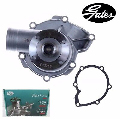 GATES Engine Water Pump for BMW 535i E34 1989-1993