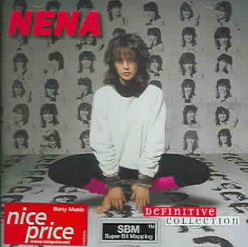 Nena - Definitive Collection [remaster] New Cd