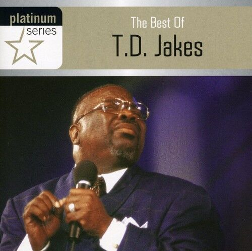 T.D. Jakes - Best of: Platinum Series [New CD]