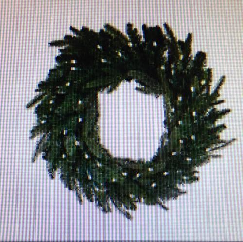 Bethlehem Lights Wreath Ebay