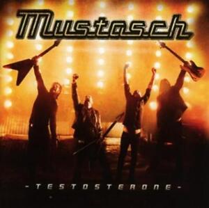 MUSTASCH-TESTOSTERONE  CD NEU