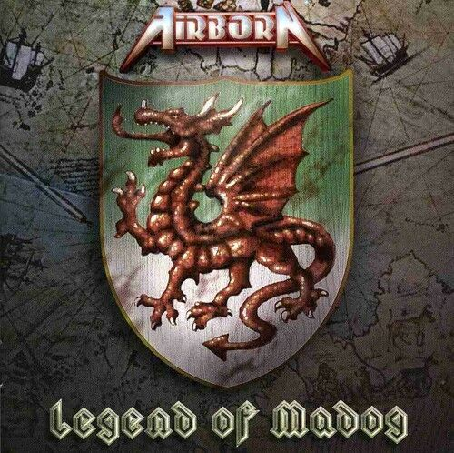Airborn - Legend of Madog [New CD]