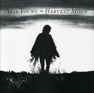 Harvest Moon - Neil Young (1992, CD NUOVO)