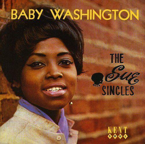 Baby Washington - Sue Singles [New CD] UK - Import