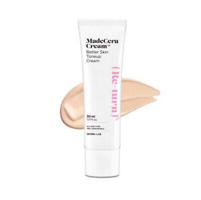 SKINRX LAB MADECERA CREAM Better Skin Toneup Cream 30ml SPF50+/PA++++ K-BEAUTY