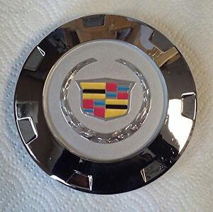 K650 GM Cadillac Escalade 22 inch wheel center Hub caps 9597355 2007-2015