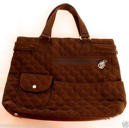 f67684ba27 Quilted Tote: Handbags & Purses | eBay