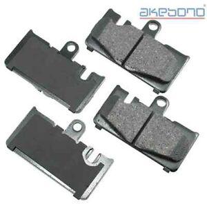 Disc-Brake-Pad-ProACT-Ultra-Premium-Ceramic-Pads-Rear-fits-01-06-Lexus-LS430