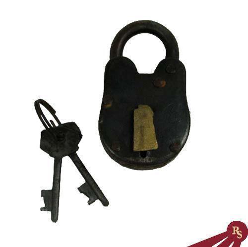 antique lock and key ebay. Black Bedroom Furniture Sets. Home Design Ideas