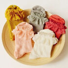 Cotton Hand-wash Only Striped Socks for Women
