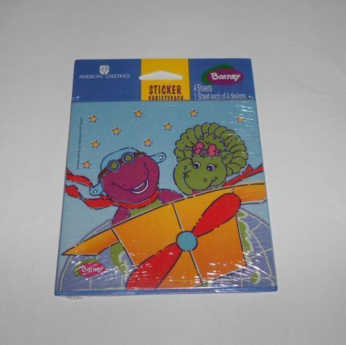 Barney Sheets Ebay