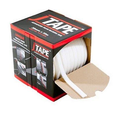 Jtape 1011.2050 Advanced Foam Masking Tape 20mm x 50m