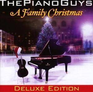 A Family Christmas (CD+DVD) von The Piano Guys (2013)