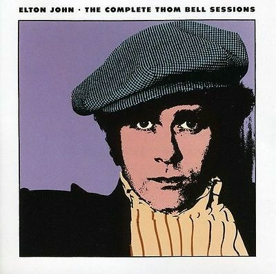 - Elton John The Complete Thom Bell Sessions NEW CD 1989MCA rod stewart billy joel