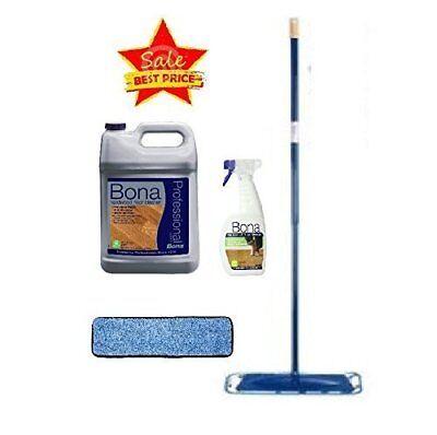 Bona Pro Series Hardwood Floor Cleaner Refill with Starter Kit ()