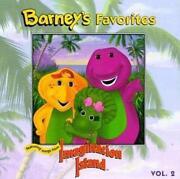 Barney Favorites CD