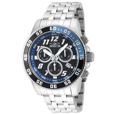 Invicta Pro Diver Men's 20478 Stainless Steel Chronograph Watch $490