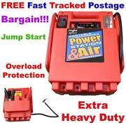 Heavy Duty Jump Starter