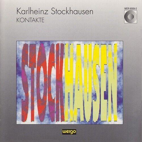 K. Stockhausen - Kontakte [New CD]