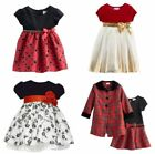Bonnie Jean Christmas Dresses (Newborn - 5T) for Girls