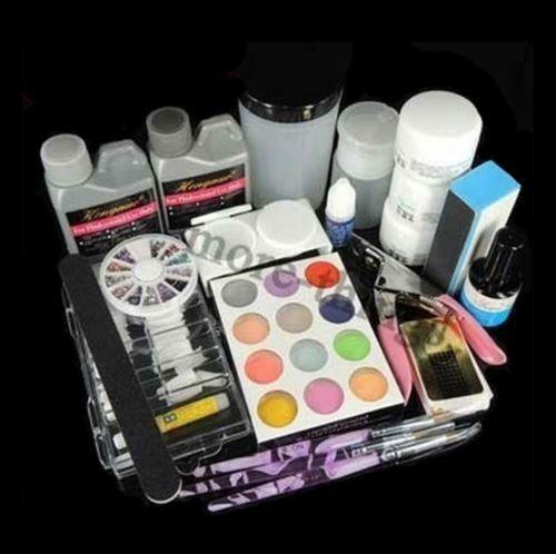 Acrylic Nail Professional Full Kit